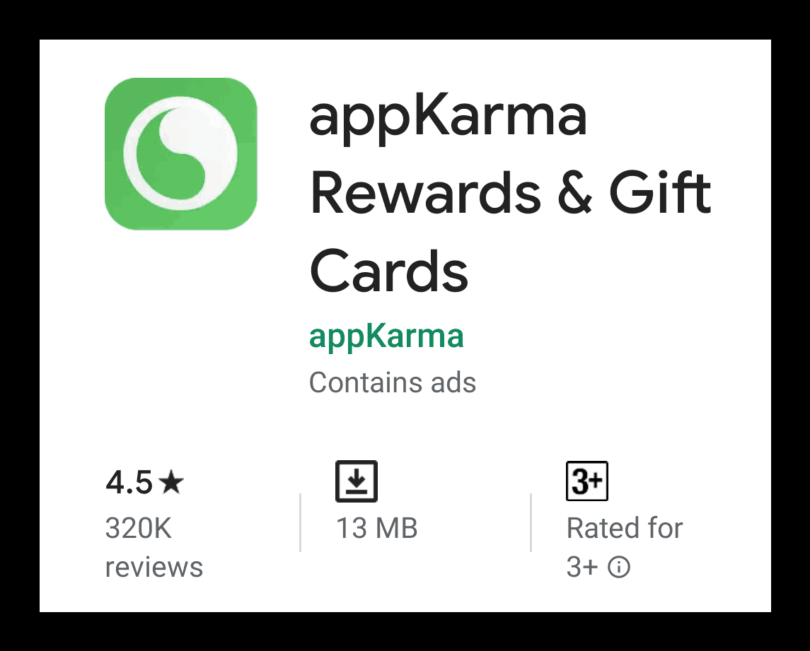 CashKarma Rewards & Gift Card