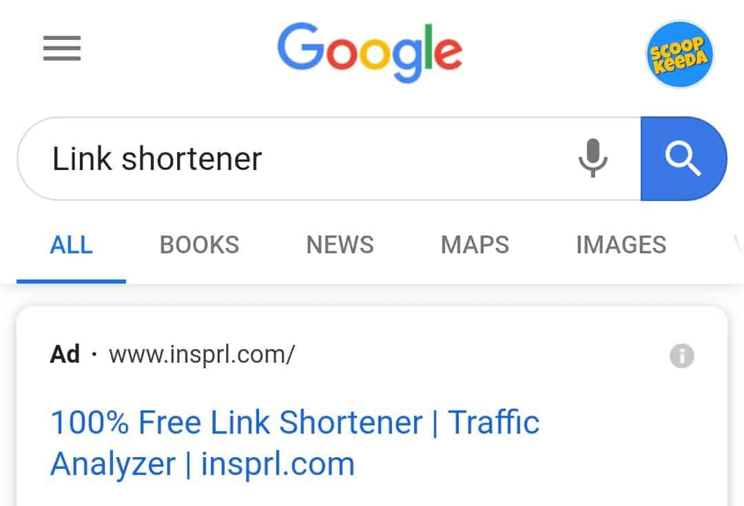 Link Shortening Kare