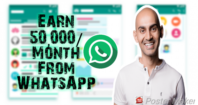 WhatsApp Se Paise Kaise Kamaye: Rs 50K Monthly Kamaye
