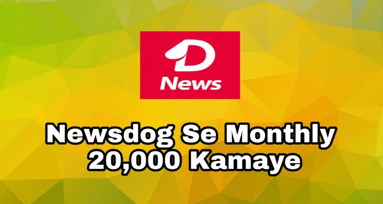 NewsDog Se Paise Kaise Kamaye In Hindi: NewsDog Details