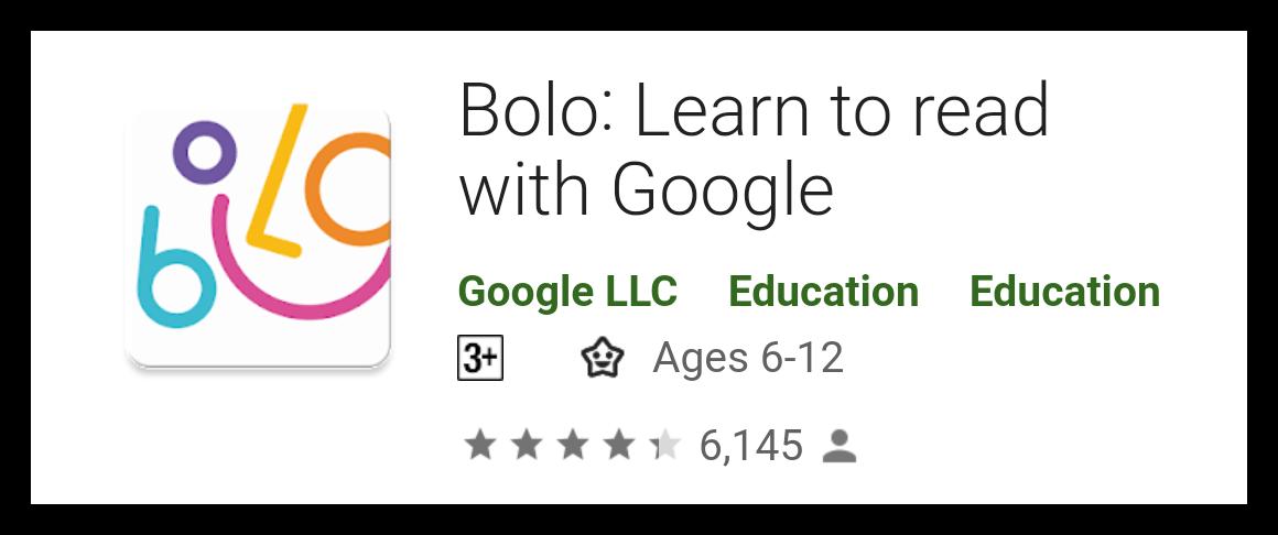 Google Bolo