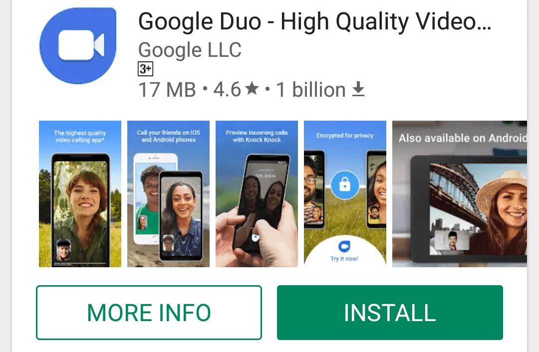 Video Calling करने वाला Apps