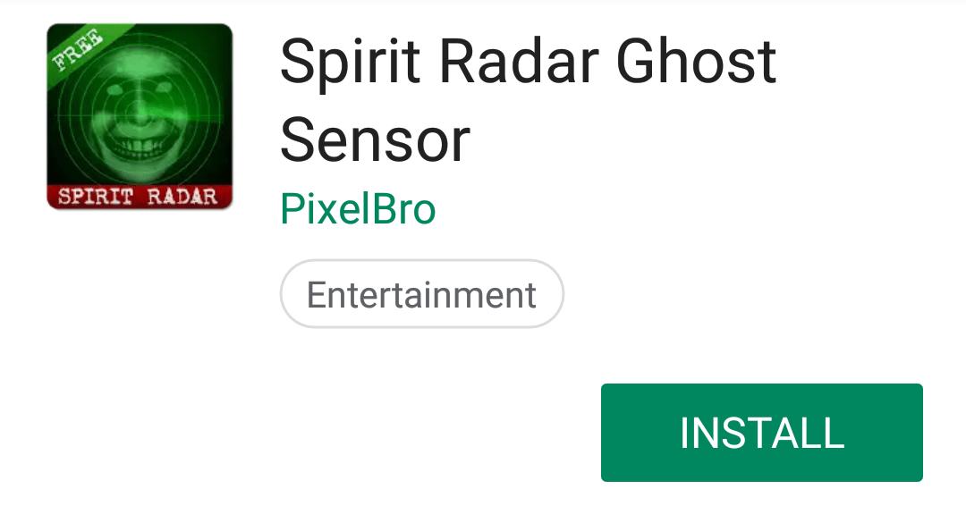 भूत देखने वाला Apps