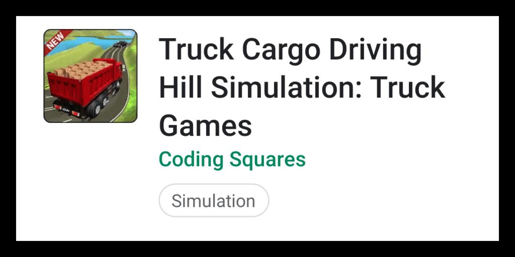 Trash Truck Simulator