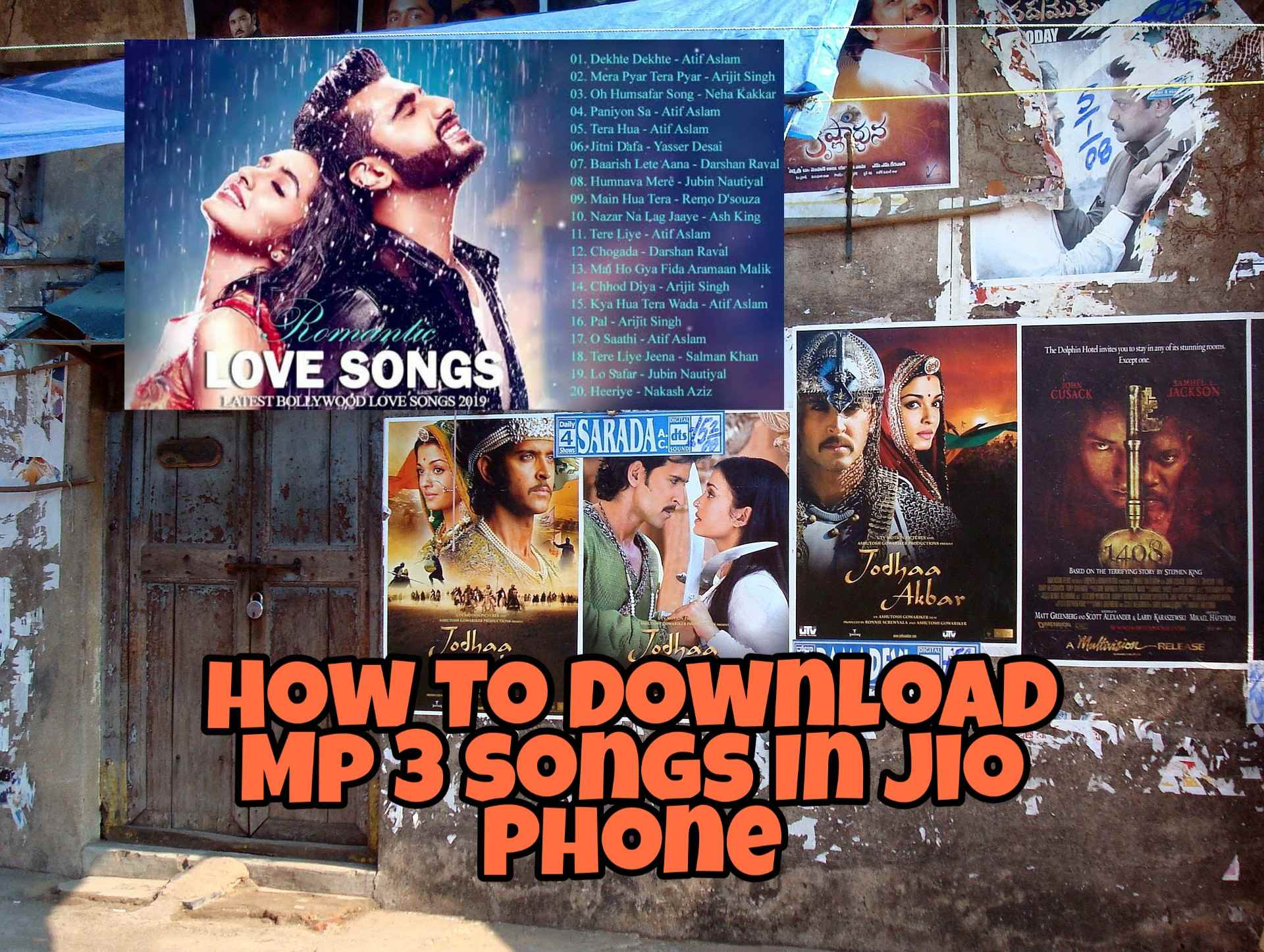 Jio Phone में Mp3 Song कैसे Download करें