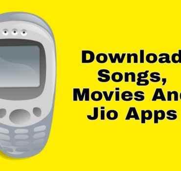 Jio Phone में Download कैसे करें