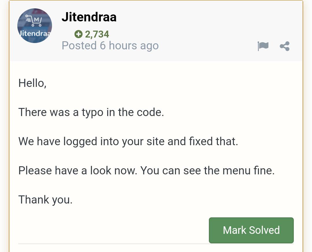 MyThemeShop Support