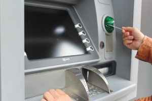 Insert ATM Card