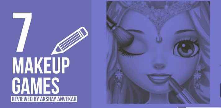 Makeup वाला Games Download