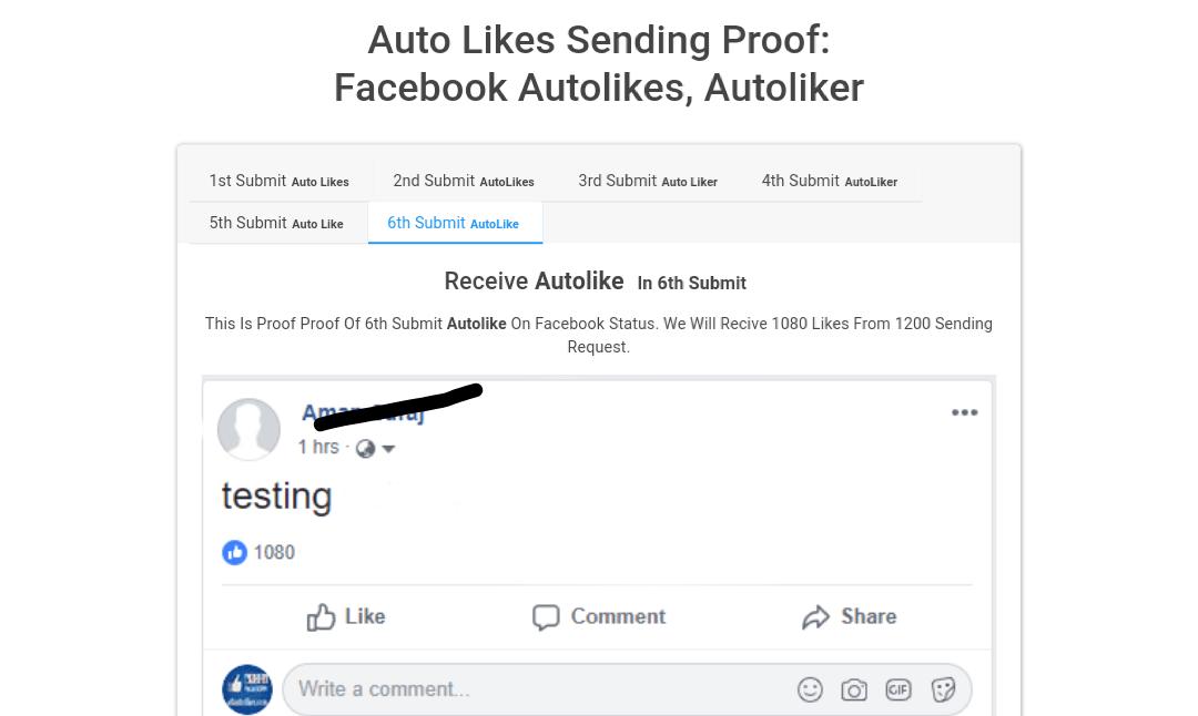 My FB Liker