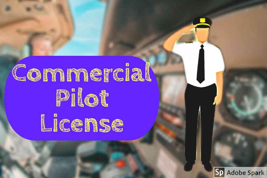 Commercial Pilot License के लिए अप्लाई करें