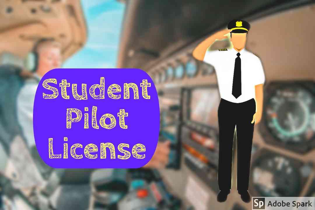 Student Pilot License के लिए अप्लाई करें