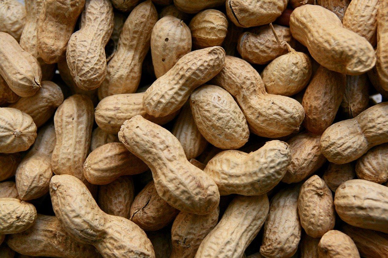 मूंगफली के फायदे